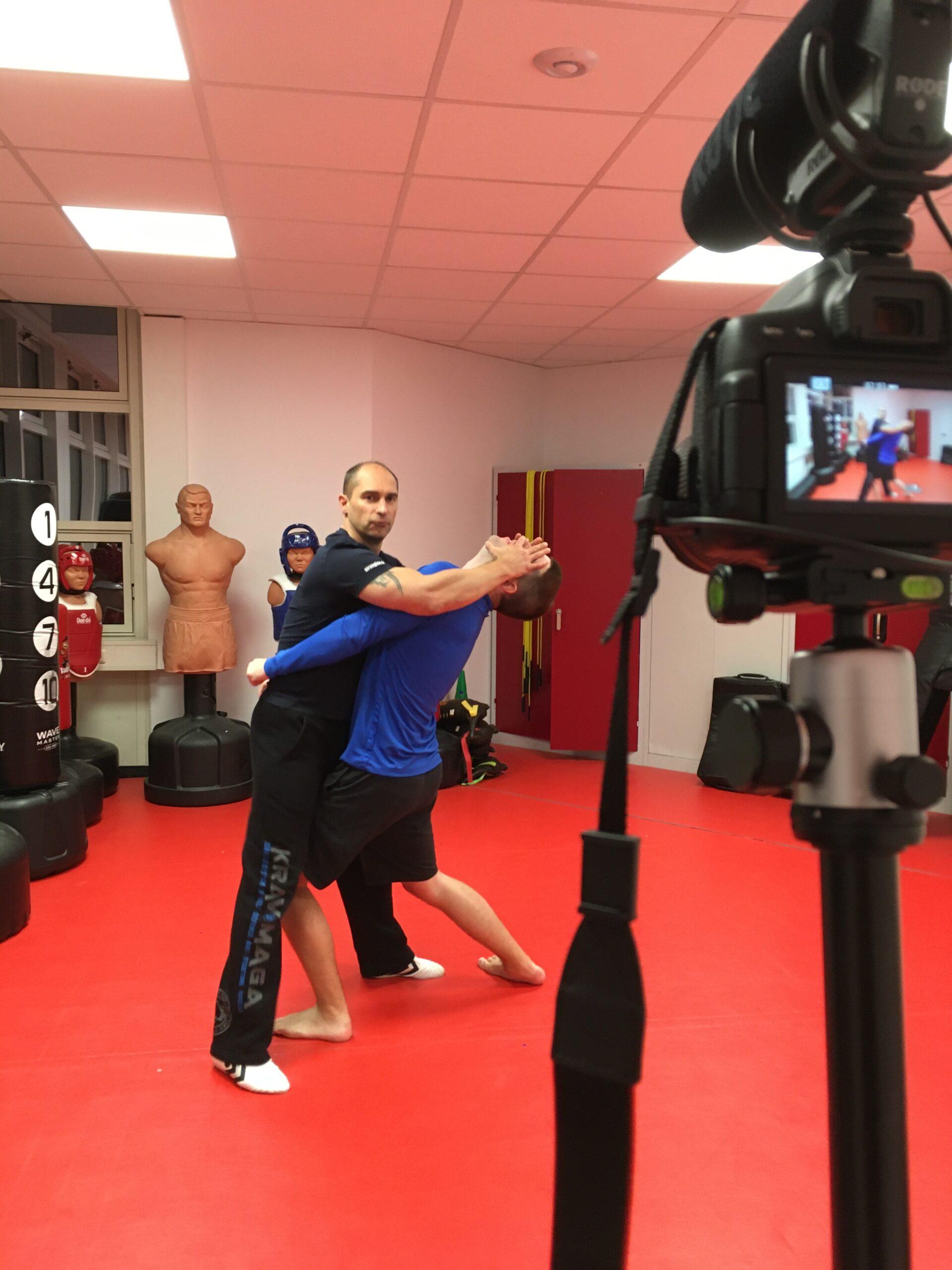 Marcel Descy - Selbstverteidigung - Personal Online Coaching